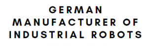 German manufacturer of industrial robots