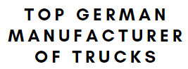 Top German manufacturer of trucks
