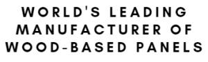 world's leading manufacturer of wood-based panels